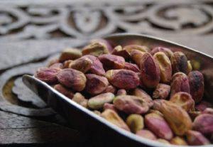 pistaches d'alep