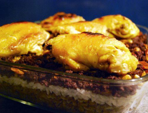Frikeh (Friké) au poulet d'Alep